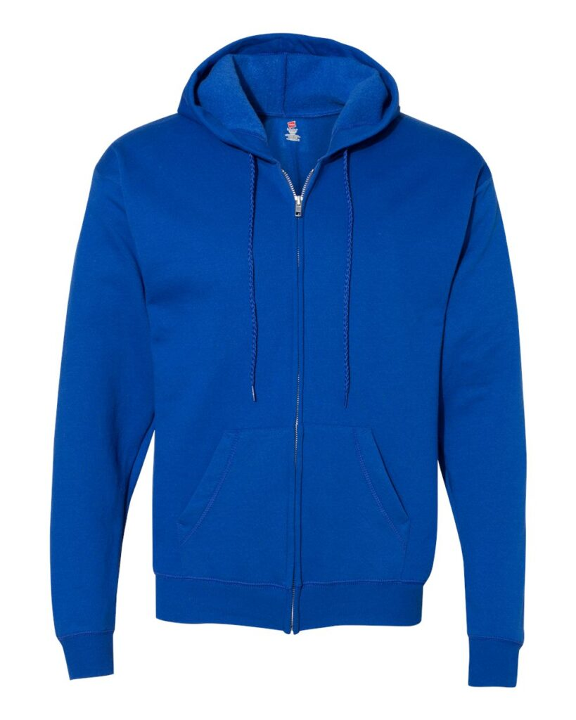 Hanes - Ecosmart® Full-Zip Hooded Sweatshirt - P180